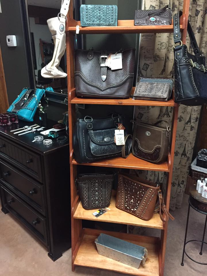Stylish Purses and More